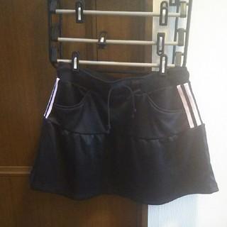 アディダス(adidas)のadidas スポーツタイプスカート(ミニスカート)