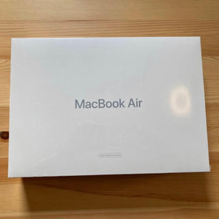 Apple - 【新品】MacBook Air 2019/1.6GHz - ゴールド