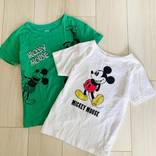 ユニクロ Tシャツ UT ディズニー コラボTシャツ ミッキーマウス