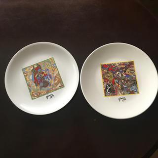 ジミー(Jimmy)のジミー大西 お皿 2枚セット(食器)