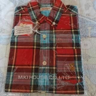 mikihouse - MIKI HOUSE半袖シャツ【140】