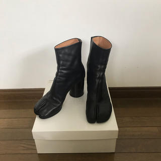マルタンマルジェラ(Maison Martin Margiela)のMaison Margiela  tabiブーツ 足袋ブーツ マルジェラ(ブーツ)