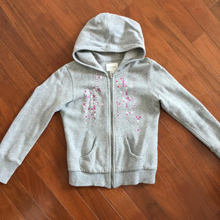 ディーゼル(DIESEL)のディーゼル パーカー 120 女の子 6歳用(ジャケット/上着)