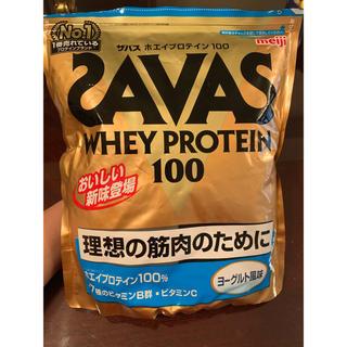 SAVAS - ザバス ホエイプロテイン ヨーグルト