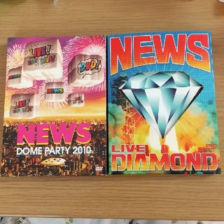 NEWS - DVD NEWS DOME PARTY 2010 LIVE DIAMOND