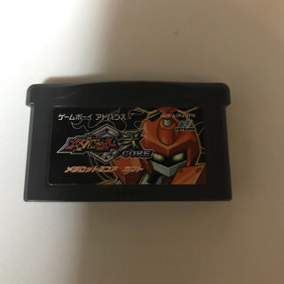 ゲームボーイアドバンス(ゲームボーイアドバンス)のメダロット2コア カブト(携帯用ゲームソフト)