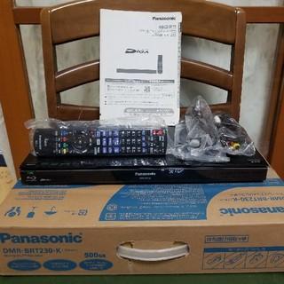 パナソニック(Panasonic)の新同!完動超美品!元箱/取説あり!3D外付HDDパナソニックDMR-BRT230(ブルーレイレコーダー)
