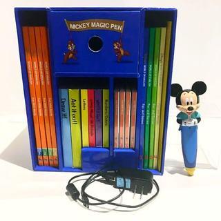 ディズニー(Disney)の2010年購入!ディズニー英語システム ミッキーマジックペンセット(知育玩具)