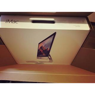 アップル(Apple)のiMac (Retina 4K, 21.5-inch, Late 2015) (デスクトップ型PC)