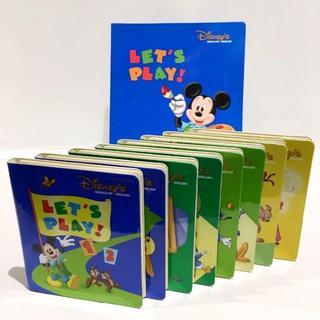 ディズニー(Disney)の2010年購入!ディズニー英語システム レッツプレイDVD(知育玩具)