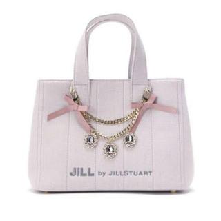 JILL by JILLSTUART - JILL BY JILLSTUART ジュエルリボントートバッグ 小