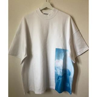 ジルサンダー(Jil Sander)のジルサンダー  2019春夏モックネックTシャツ(Tシャツ/カットソー(半袖/袖なし))