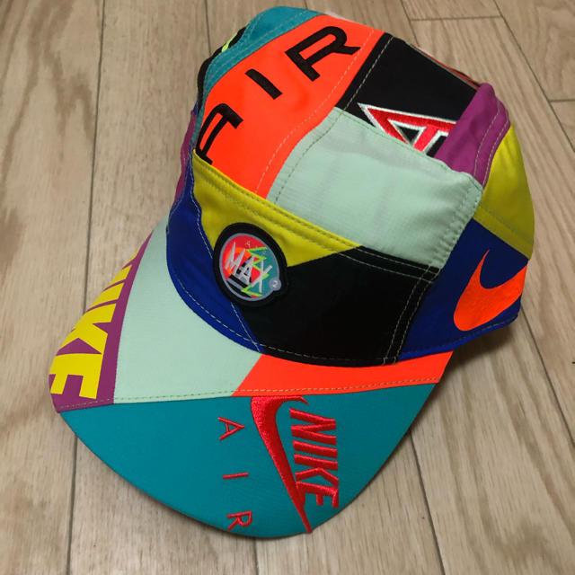 NIKE(ナイキ)のNIKE x atmos コラボキャップ メンズの帽子(キャップ)の商品写真