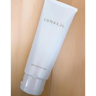 ルナソル(LUNASOL)のルナソル 洗顔 スムージングジェル 150g(洗顔料)