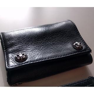 クロムハーツ(Chrome Hearts)のクロムハーツ 3フォールド ウォレット(折り財布)
