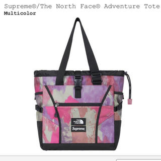 Supreme - The North Face Adventure Tote Multicolor
