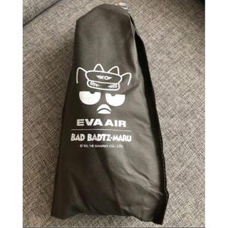サンリオ(サンリオ)のエバー航空 EVA AIR ビジネスクラスアメニティスリッパ バッドばつ丸(旅行用品)