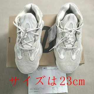 adidas - 23cm  YEEZY BOOST 500