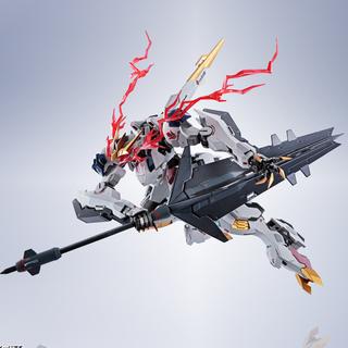 BANDAI - METAL ROBOT魂 <SIDE MS> ガンダムバルバトスルプスレクス