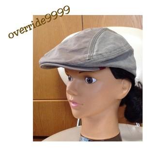オーバーライド(override)のoverride9999 ハンチング 帽子(ハンチング/ベレー帽)