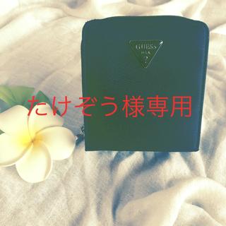 ゲス(GUESS)のGUESS財布(折り財布)