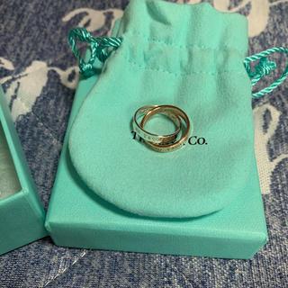 ティファニー(Tiffany & Co.)のTiffany インターロッキング リング(リング(指輪))