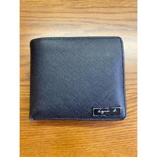 アニエスベー(agnes b.)の[agnes b. VOYAGE]メンズ 二つ折り財布 最終値下(折り財布)
