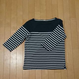 ジーユー(GU)のGU シャツ (Tシャツ/カットソー(七分/長袖))