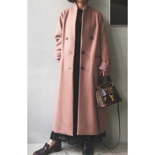 Ameri VINTAGE - ameri vintage STAND COLLAR TAILORED COAT