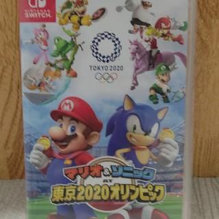 Nintendo Switch - switch ソフト、マリオ&ソニック  東京2020オリンピック
