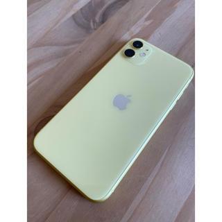 アイフォーン(iPhone)の【7ニヤー7様専用】iPhone11 64GB SIMフリー softbank(スマートフォン本体)