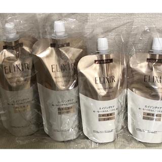 ELIXIR - エリクシール シュペリエル  化粧水 乳液