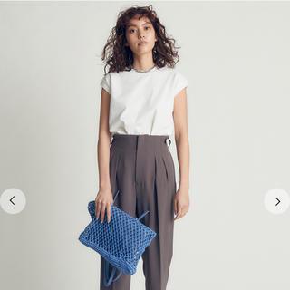 Mila Owen - 完売❤️新品タグ付 milaowen フレンチスリーブデザイントップス ホワイト