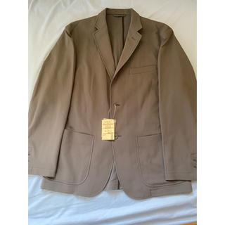 ムジルシリョウヒン(MUJI (無印良品))の[無印良品]乾きやすいストレッチジャケット 最終値下げ(テーラードジャケット)
