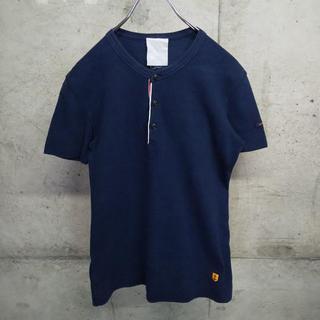 アルモーリュックス(Armorlux)のアルモリュクス  ヘンリーネック  ストレッチTシャツ ARMOR LUX(Tシャツ(半袖/袖なし))