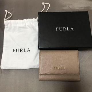 フルラ(Furla)の正規品★新品未使用★FURLA三つ折り財布★(折り財布)