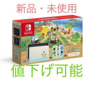 Nintendo Switch - あつまれどうぶつの森 同梱版 Switch