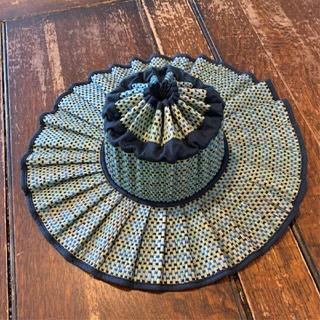 キャラメルベビー&チャイルド(Caramel baby&child )のLorna Murray ローナマーレイの折り畳みハット 帽子 レディース M(ハット)