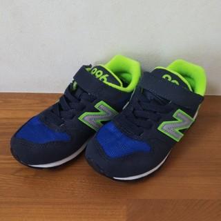 New Balance - 17センチ★室内使用のみ★ニューバランス 996★キッズ スニーカー