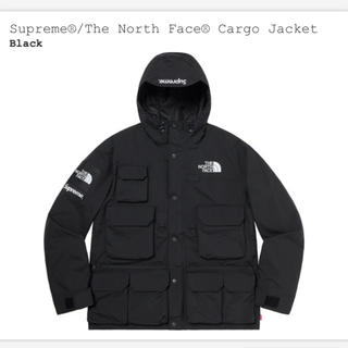Supreme The North Face Cargo Jacket 黒 S
