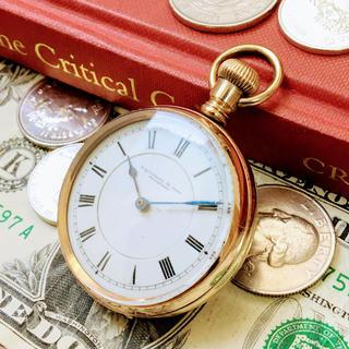 ウォルサム(Waltham)の#610【素敵な懐中時計】メンズ 懐中時計 ウォルサム WALTHAM 1962(その他)
