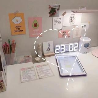 Francfranc - シンプル!置き時計⏰新品