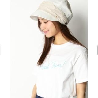 ikka - ikka UV帽子 接触冷感 新品タグつき