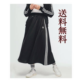 アディダス(adidas)の30%オフ adidas Originals ロングサテンスカート(ロングスカート)