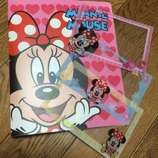 ディズニー(Disney)のディズニー フォトアルバム フレーム(アルバム)