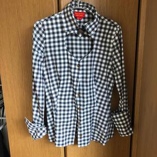 ヴィヴィアンウエストウッド(Vivienne Westwood)のVivienne Westwood ハートシャツ(シャツ/ブラウス(長袖/七分))