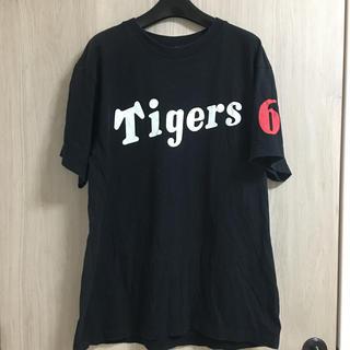ハンシンタイガース(阪神タイガース)の阪神タイガース  ブラゼルTシャツ  (スポーツ選手)