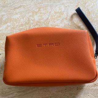 エトロ(ETRO)のアエロメヒコ ビジネスクラスポーチ(旅行用品)