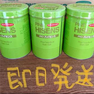 よしこ様専用 パインハイセンス6缶(入浴剤/バスソルト)