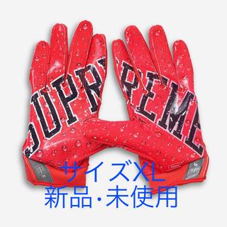 シュプリーム(Supreme)のSupreme ×Nike vapor jet skill glove(手袋)